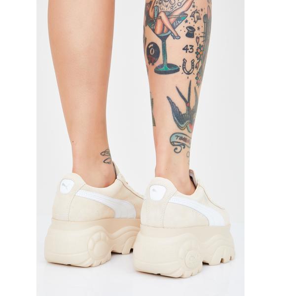 PUMA X Buffalo Dawn Suede Classic Platform Sneakers