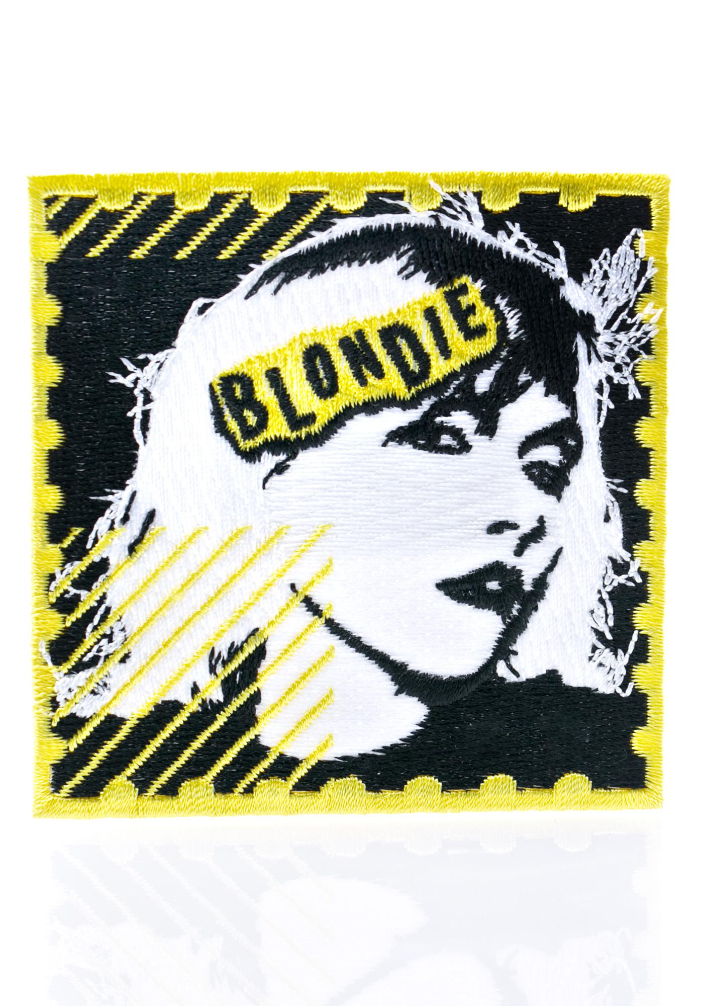 Blonde Babe Patch