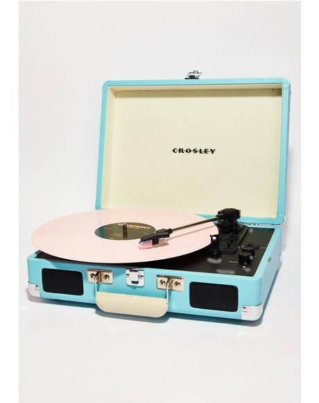 Cruiser Deluxe Record Player