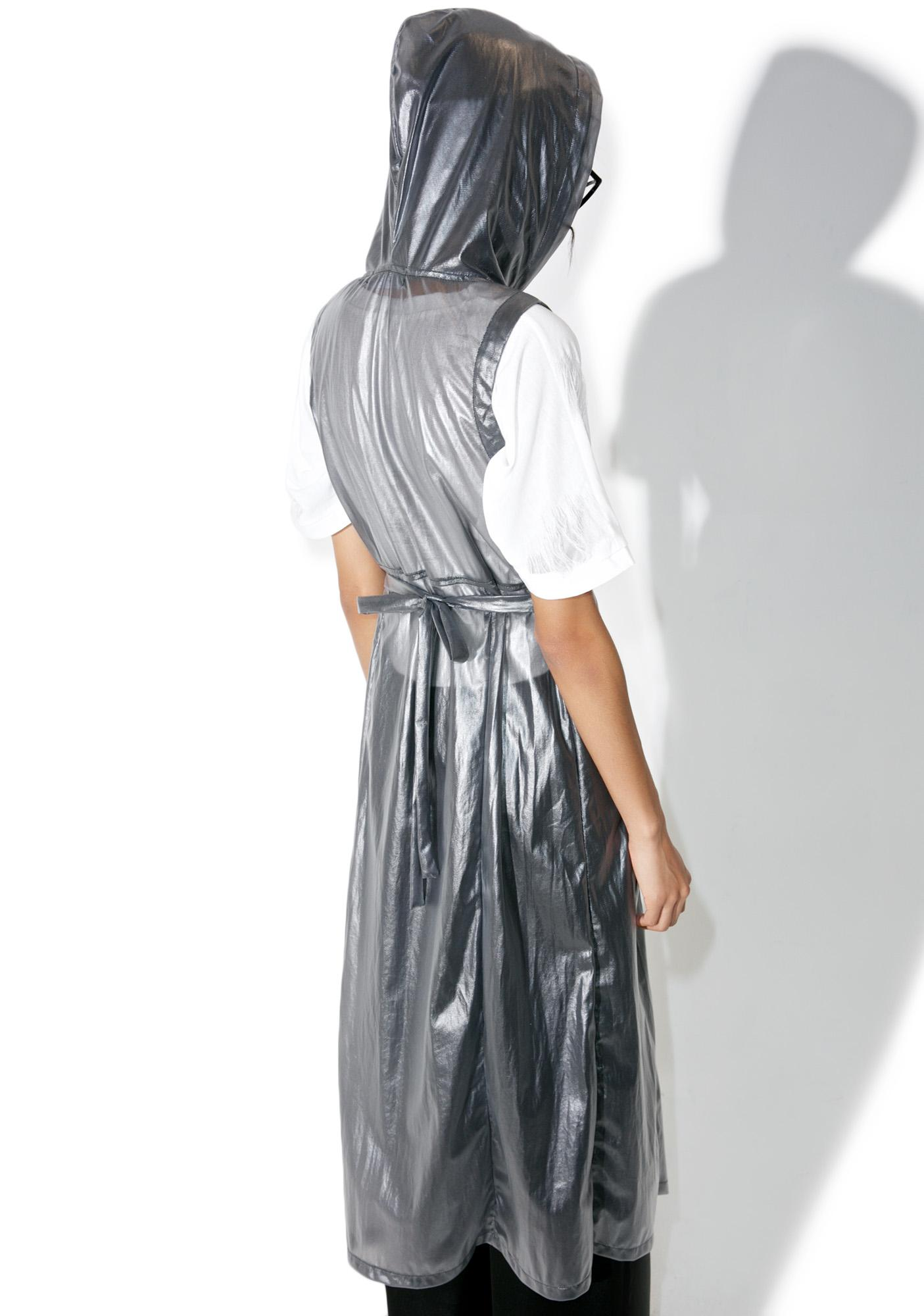 This Is A Love Song Trench Dress