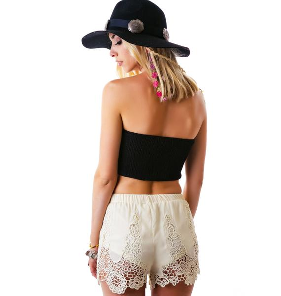 Lana Lace Shorts