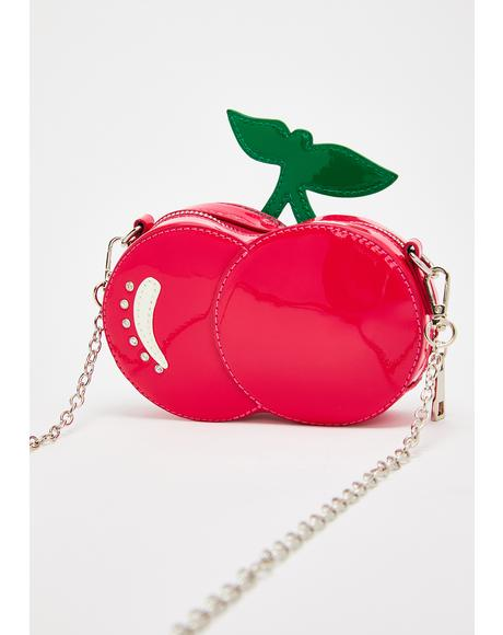 Cherry On Top Coin Purse