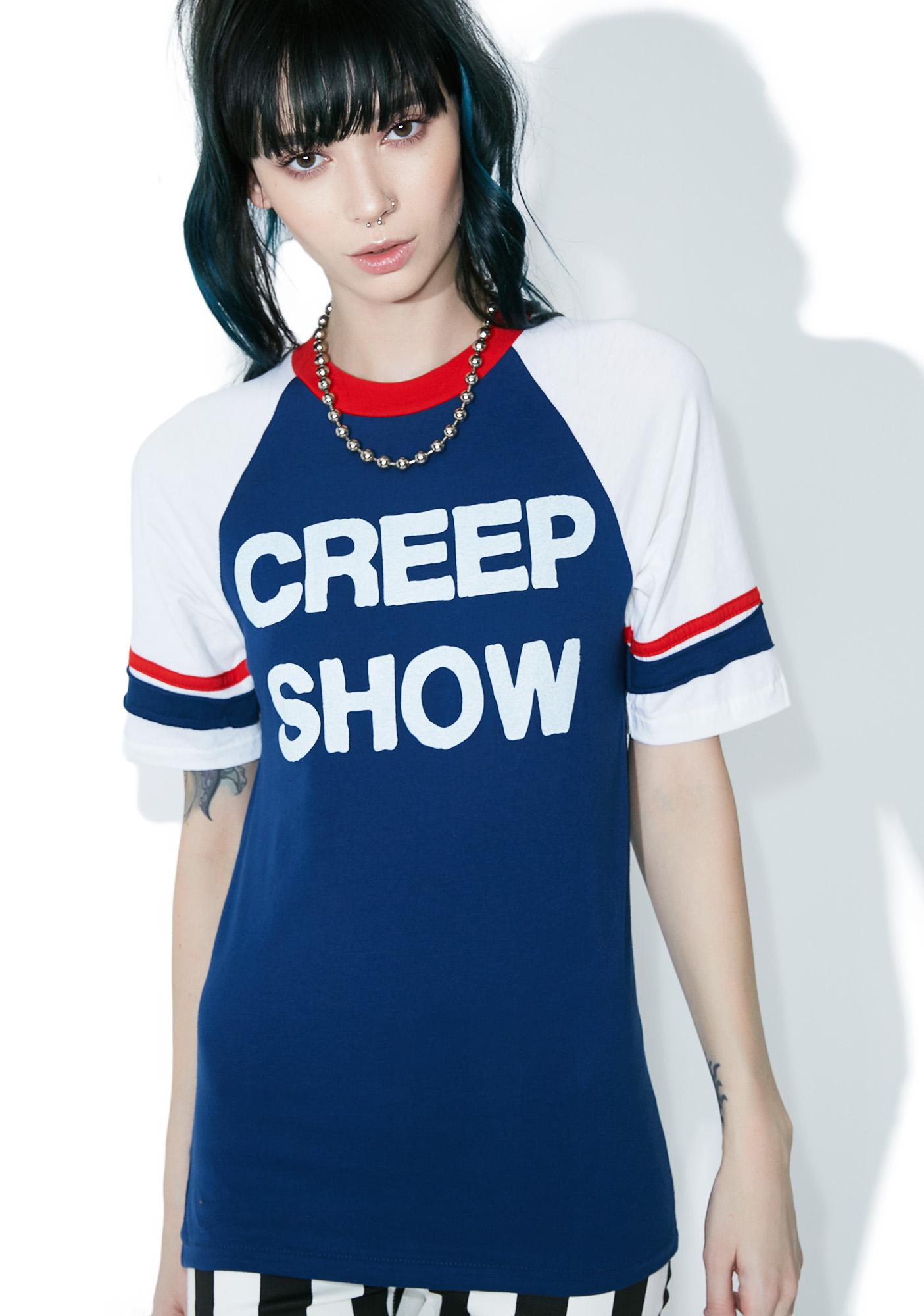 Local Boogeyman Creep Show Vintage Tee