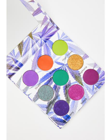 Purple Kush Eyeshadow Palette