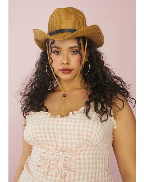 Ride Of My Life Cowboy Hat