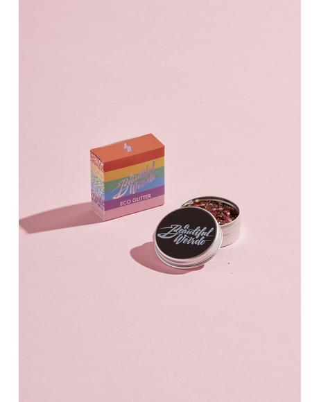 Rainbow Pride Eco Glitter