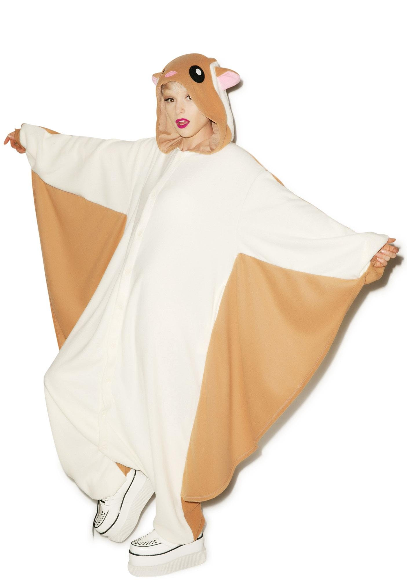 Sazac Flying Squirrel Kigurumi