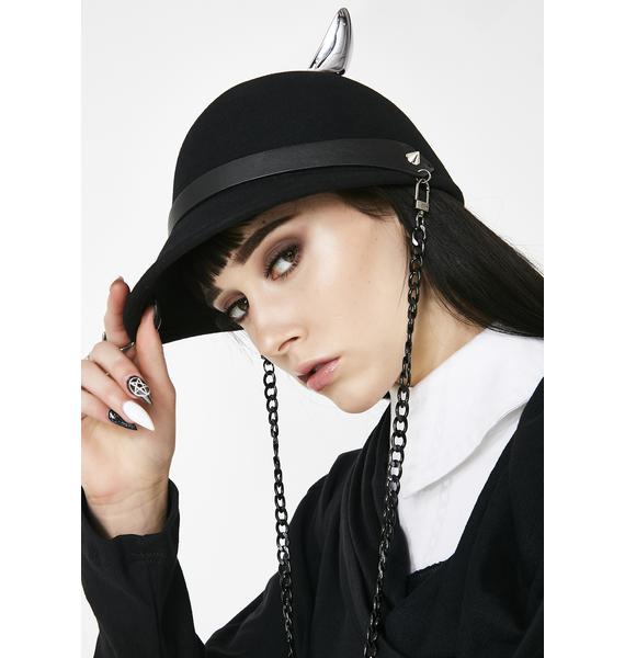 Devilish Delight Chain Hat