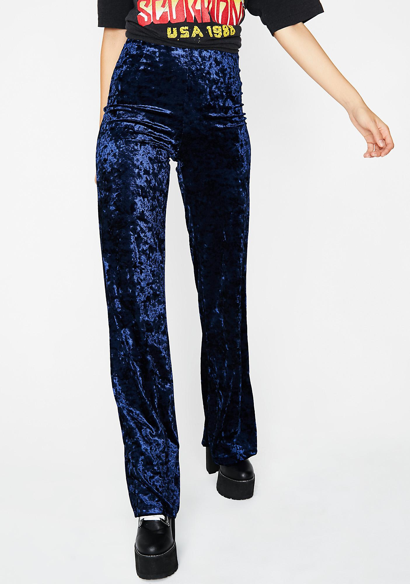purchase newest new authentic 2019 authentic Go Deeper Velvet Pants