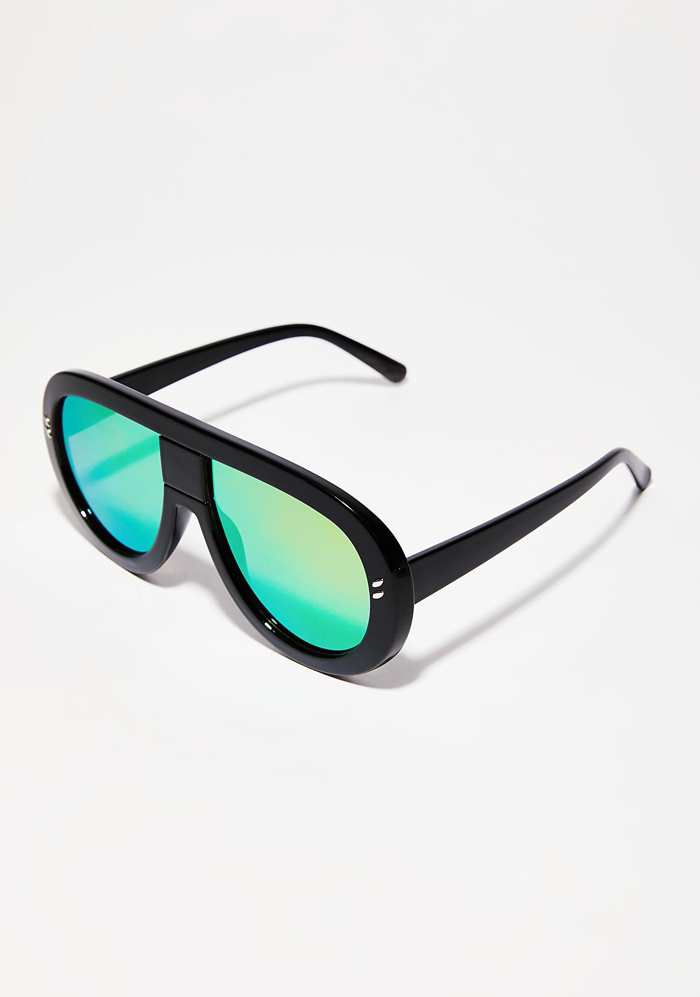 Paparazzi Shield Sunglasses