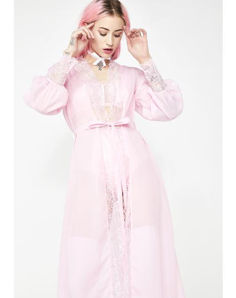Pure Love Sheer Robe