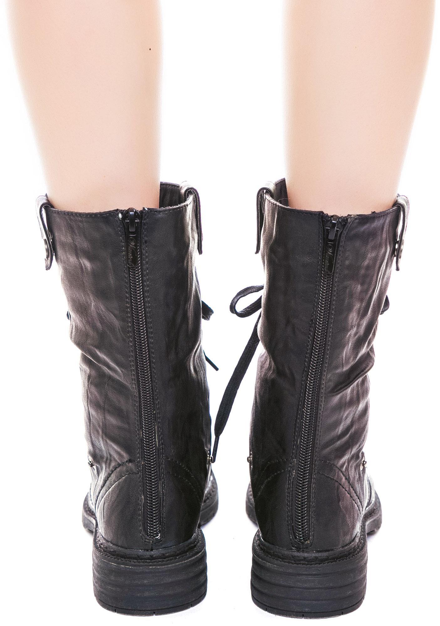 Crowley Booties