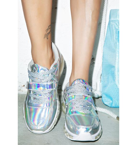 Y.R.U. Aiire Holographic Sneaker