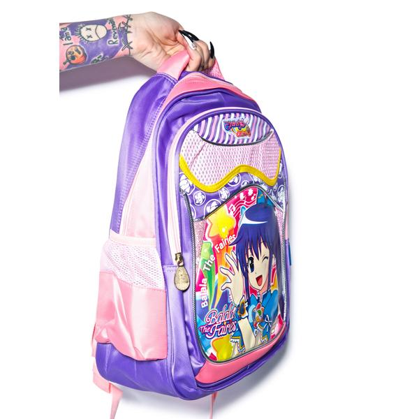 Anime Girl Backpack