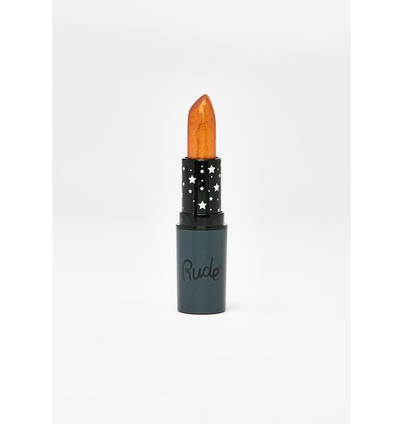 Rude Cosmetics Starlett Show Stopper Glitter Lipstick