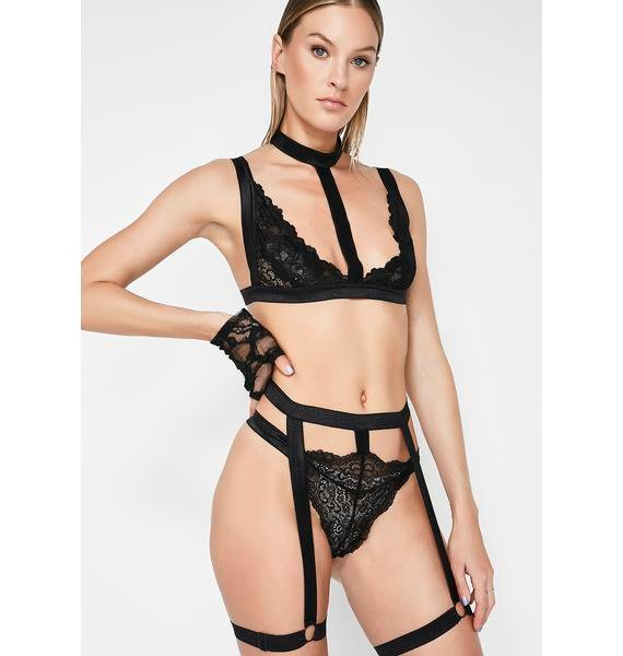 Not Pure Anymore Lace Set