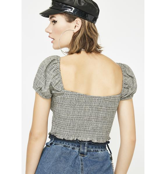 In Style Crop Top