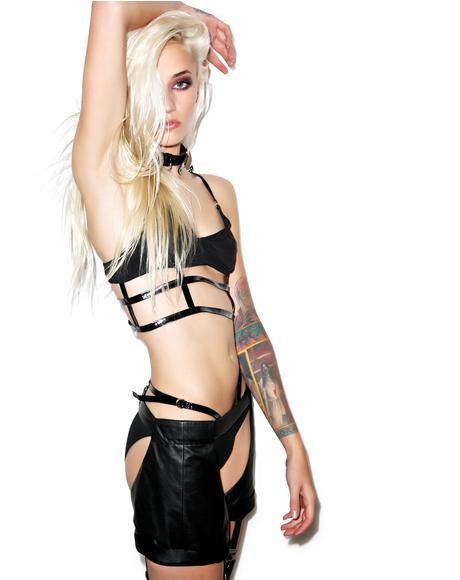 Baroness Leather Chaps