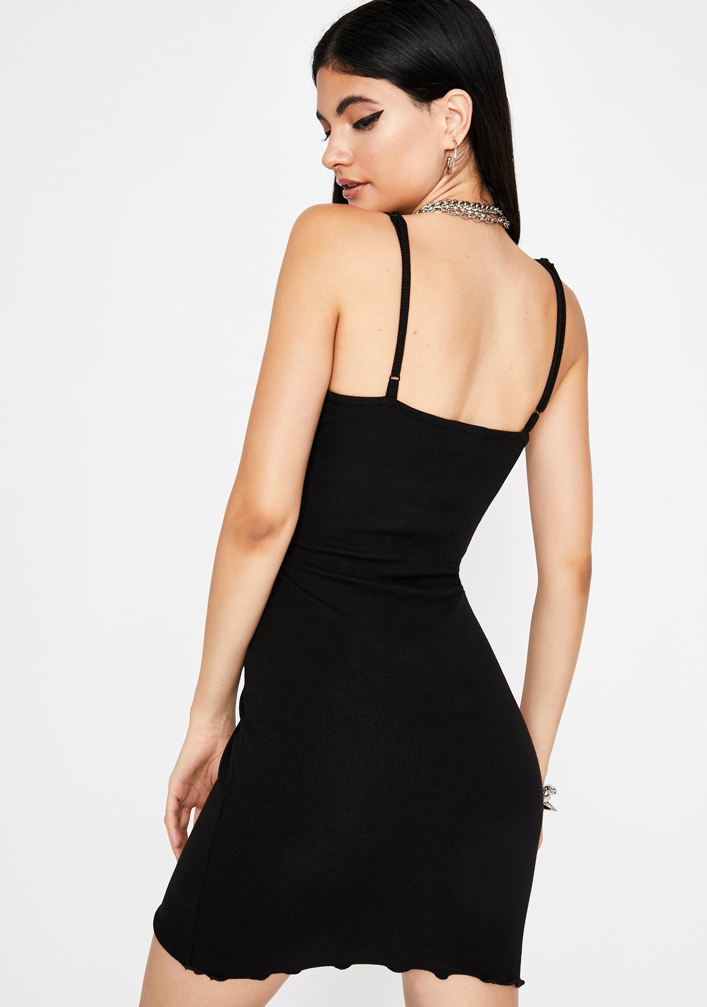 Say Less Mini Dress
