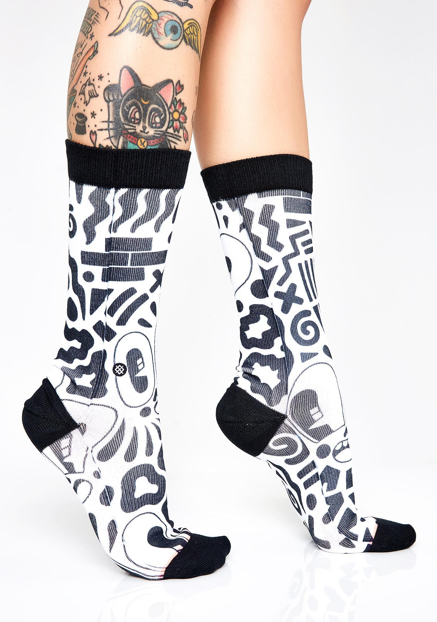 Stance Looky Lou Socks