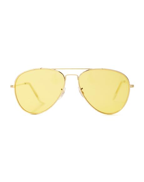 High Flyer Aviator Sunglasses