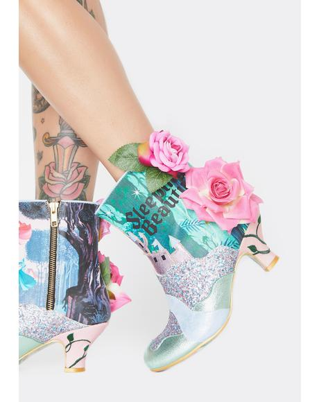 Princess Of Beauty Ankle Boots