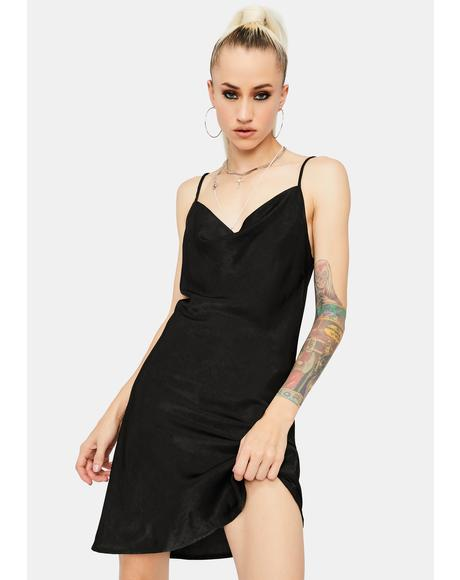 Midnight Dreamer Slip Dress