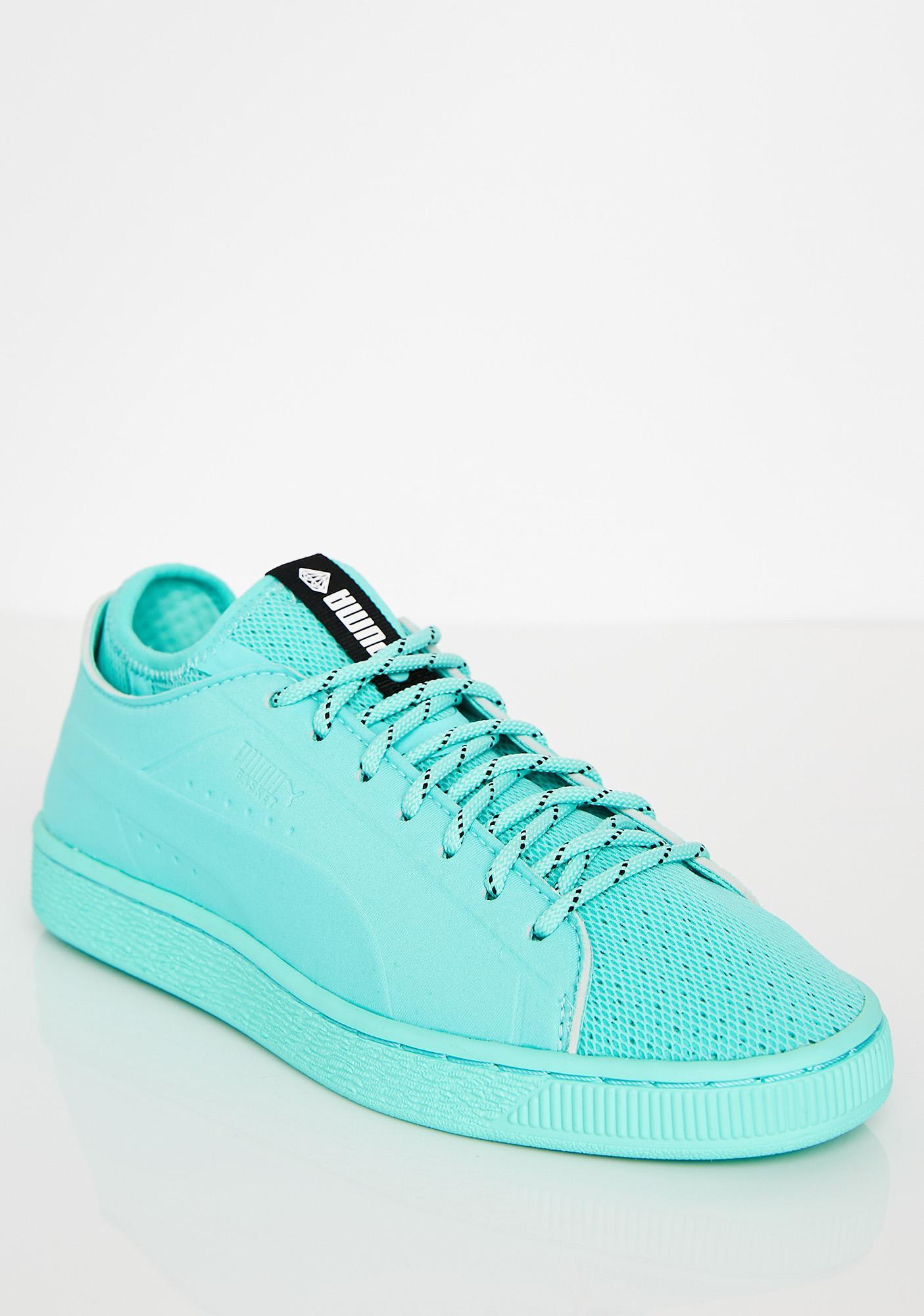 PUMA x Diamond Basket Sock Lo Sneakers