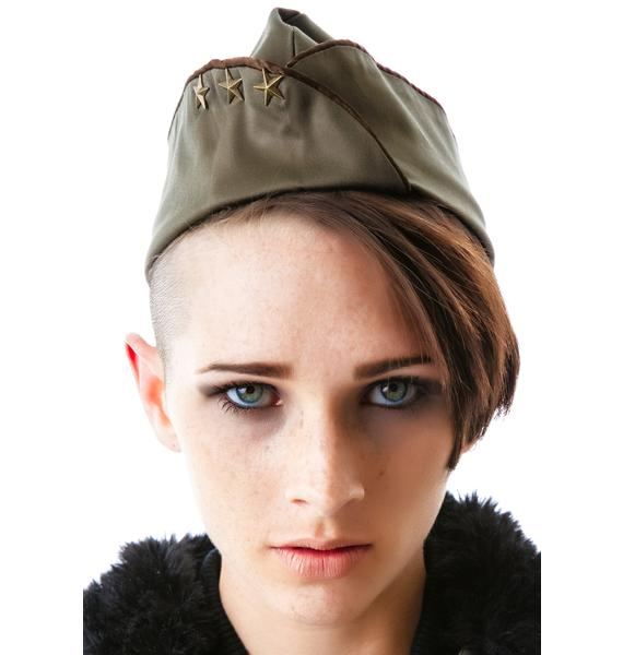 Commander Army Hat