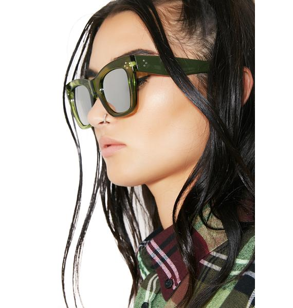 Moss Up Close N' Personal Sunglasses