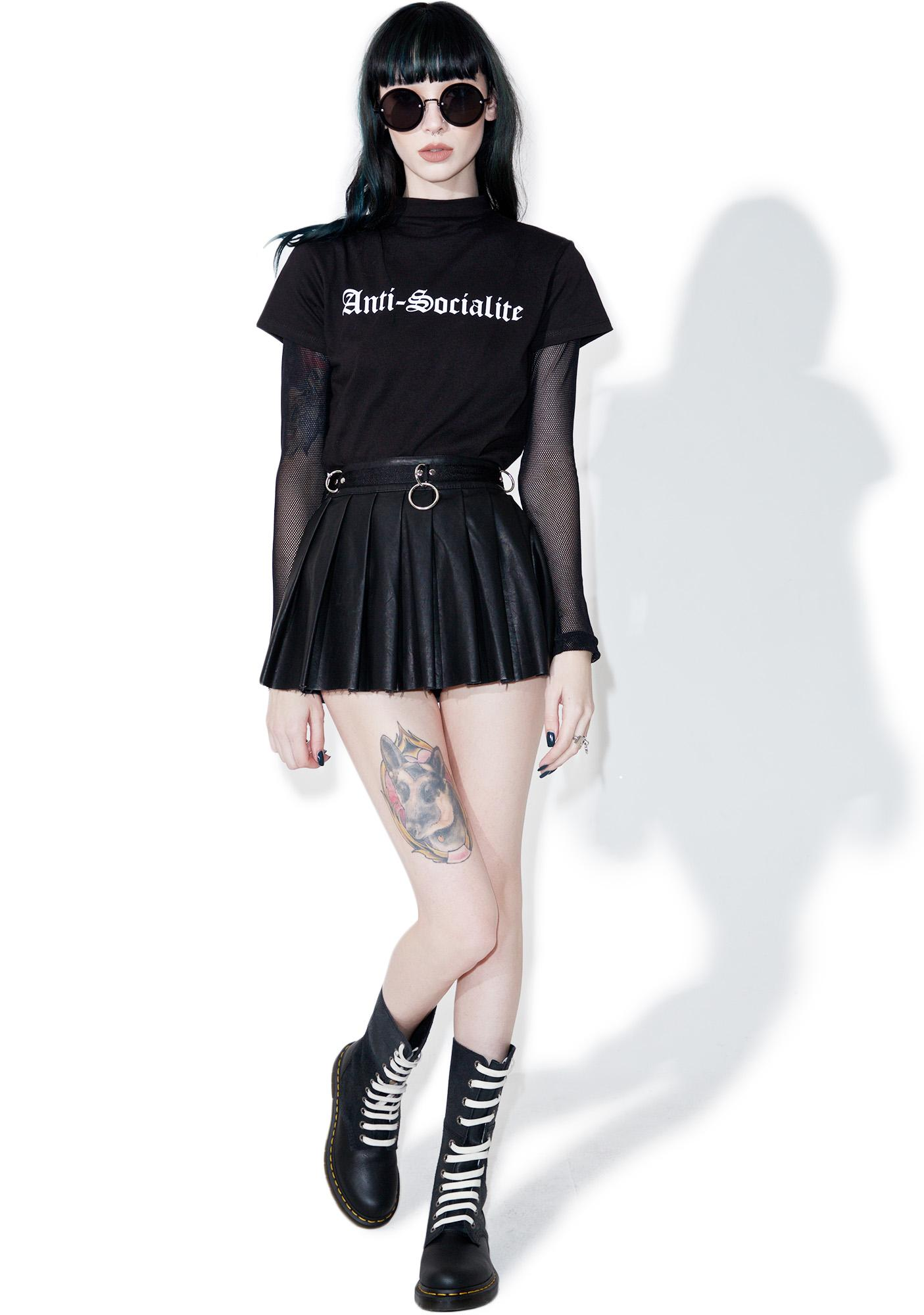 Disturbia Anti-Socialite Top