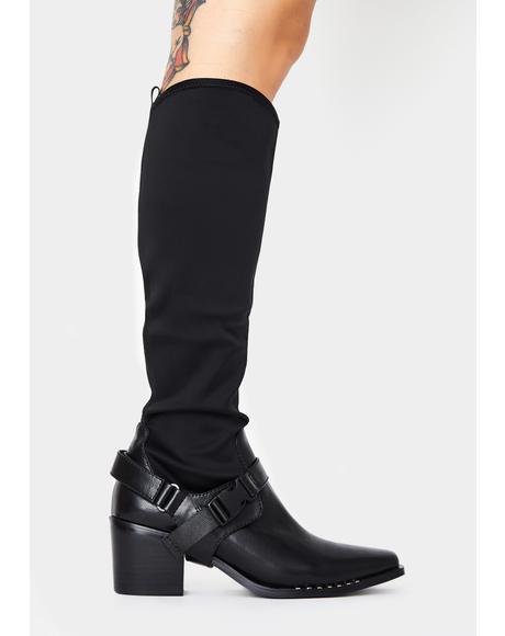 Parisa Knee High Boots