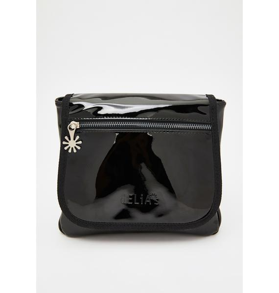 dELiA*s by Dolls Kill Summer To Fall Patent Backpack