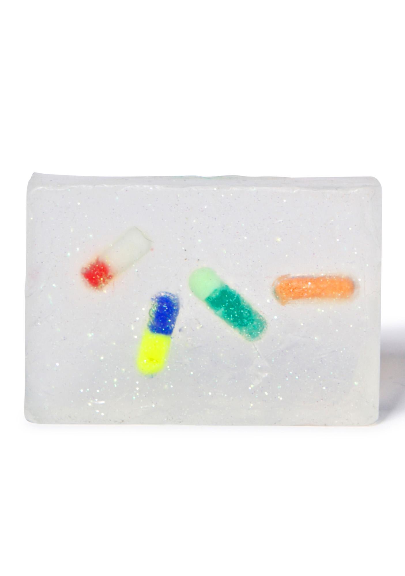 Dirty Grl Sober Soap