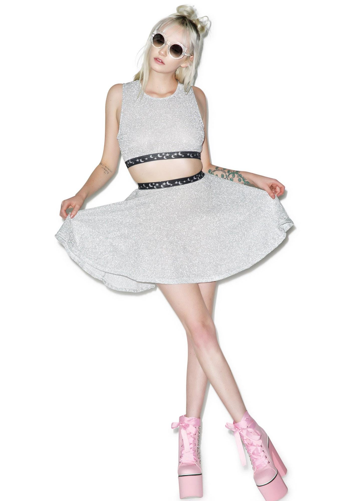 The Ragged Priest Subsonic Skirt