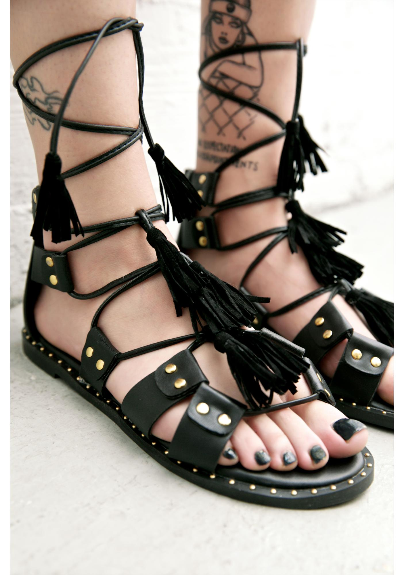 Wayward Heart Sandals