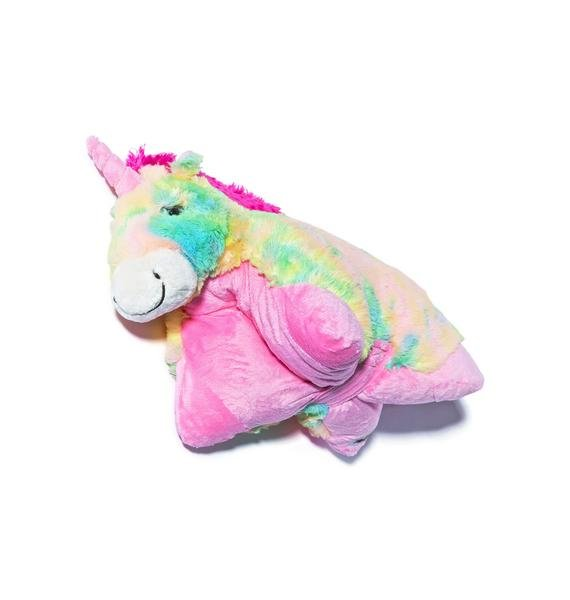 Pillow Pets Rainbow Unicorn Pillow