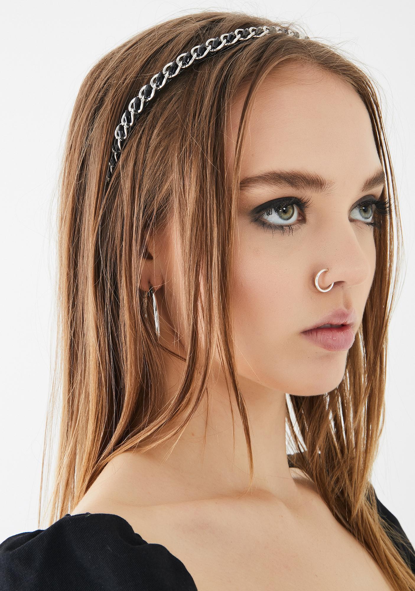 Trend Alert Chain Headband
