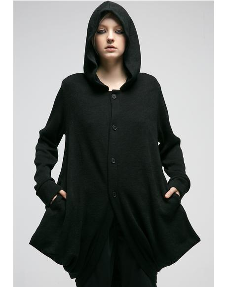 Hawt Hooded Cardigan