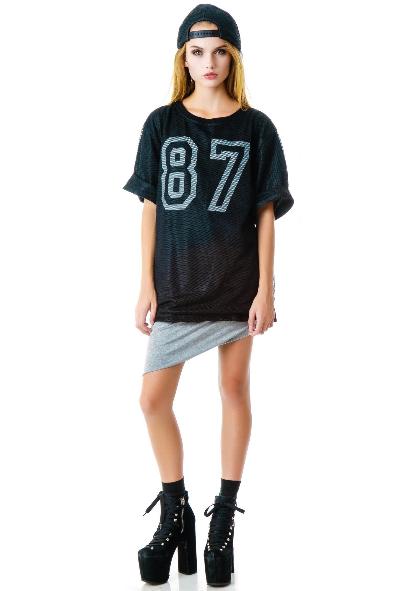 This Is A Love Song Bad 87 Jersey