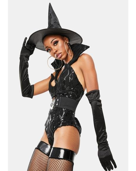 Feeling Wicked Witch Costume
