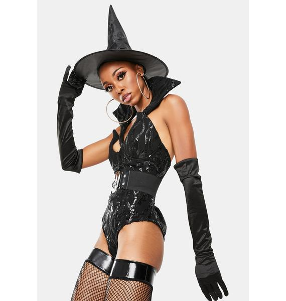 Roma Feeling Wicked Witch Costume