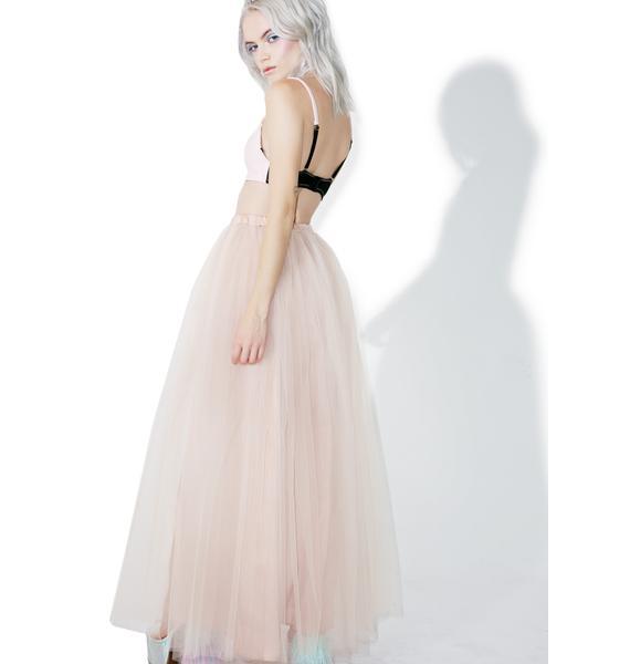 Glamorous Dream Come Tru Maxi Skirt