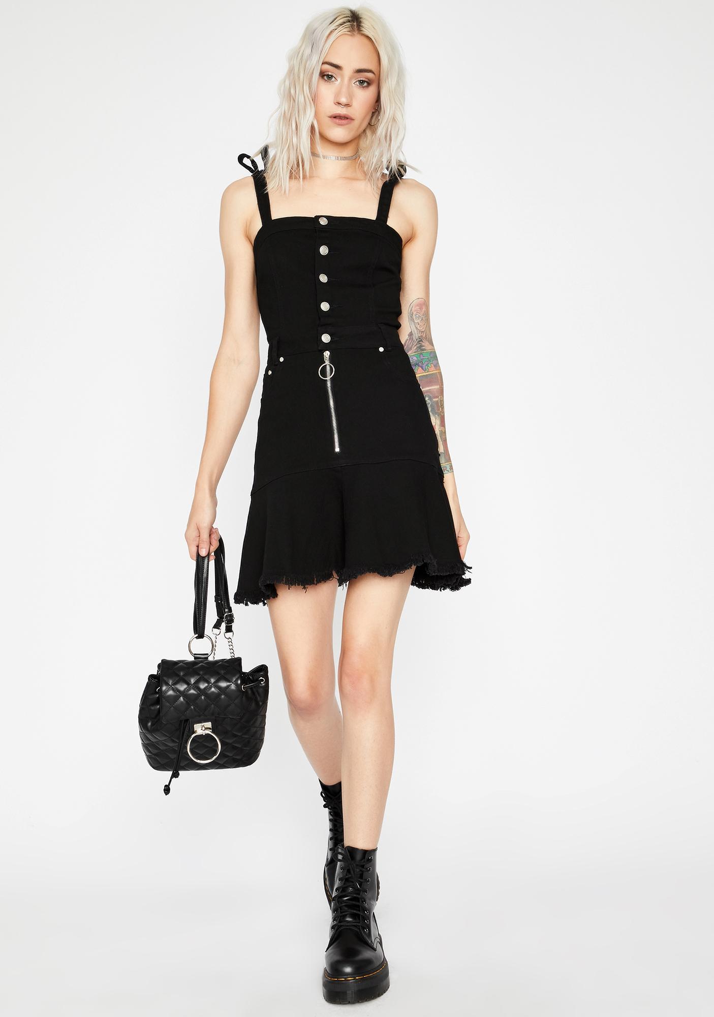 Chic Chick Mini Dress