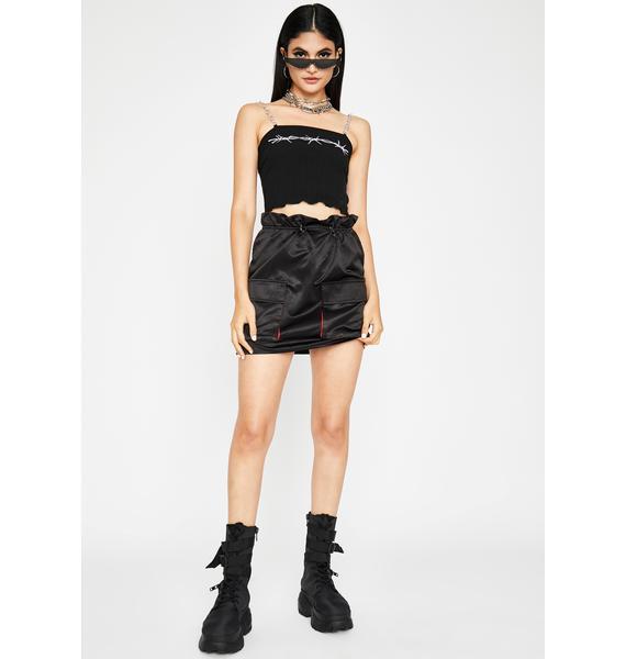 Ignite Me Mini Skirt
