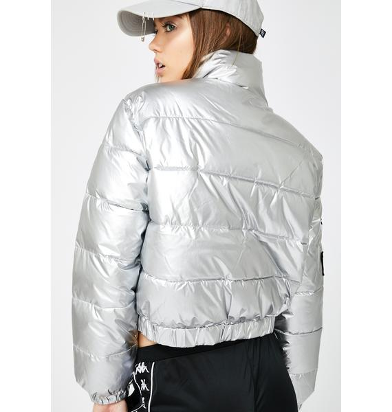 Kappa Authentic LA Boltan Puffer Jacket