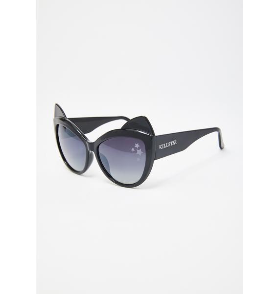 Killstar Feline Fancy Sunglasses