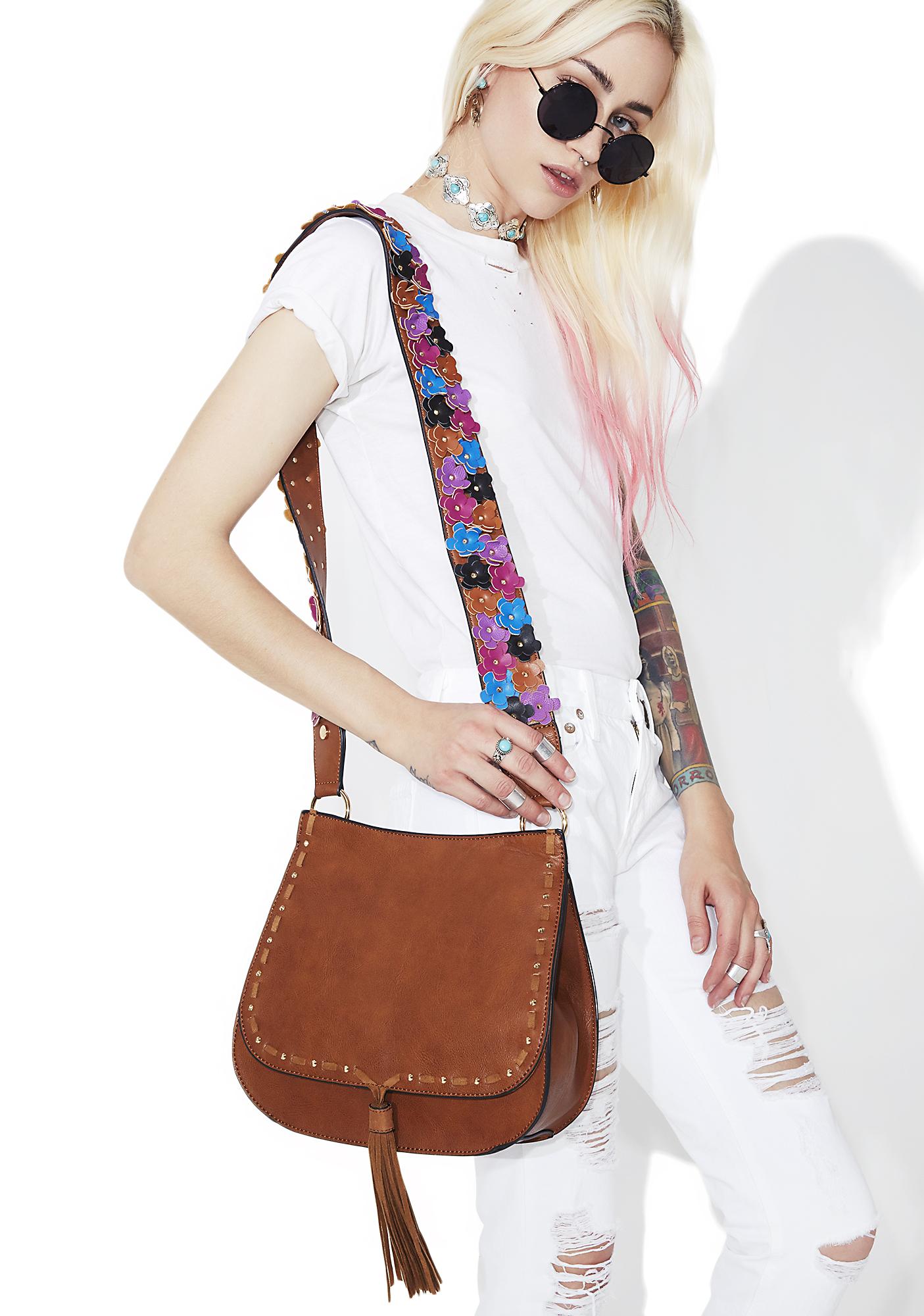 Steve Madden Selena Floral Crossbody Bag