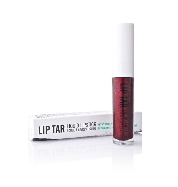 Obsessive Compulsive Cosmetics Black Metal Dahlia Lip Tar