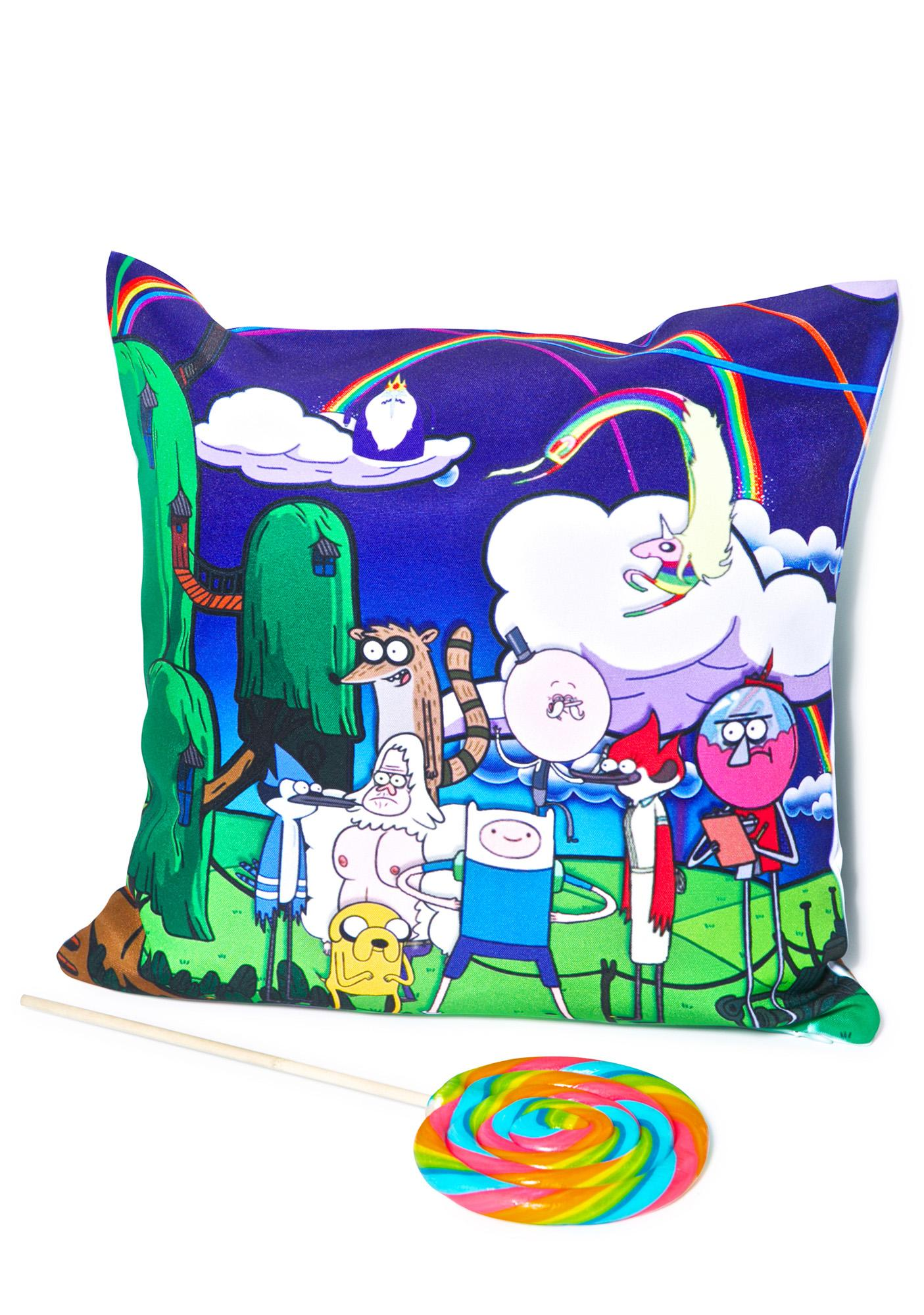 Adventure Fun Pillow